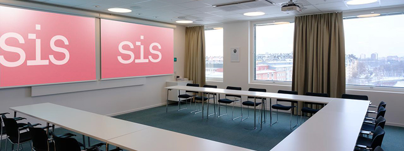 SIS Conference Centre - Boka konferenslokal Celsius med plats för 20 personer