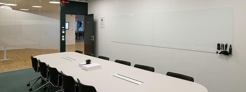 SIS Conference Centre - Boka konferenslokal Ericsson med plats för 14 personer