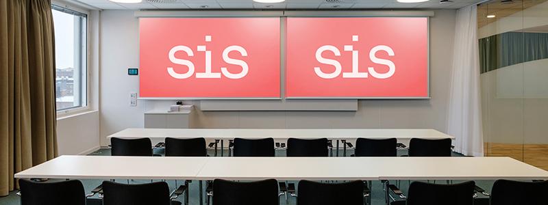 SIS Conference Centre - Boka konferenslokal Swedenborg med plats för 20 personer