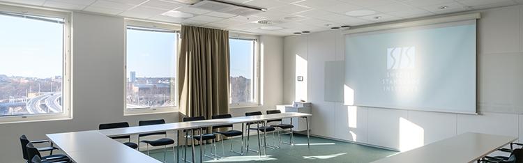 SIS Conference Centre - Boka konferenslokal Dalén med plats för 20 personer