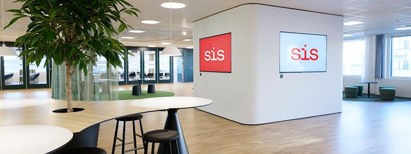 SIS Conference Centre - Boka expoyta med plats för 200 personer